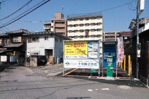 ※クリックすると写真が拡大します。 4. 日枝神社・豚カツ屋栄ちゃん付近:北緯35.705951, 東経139.954472 西船橋南口と京葉道路の間に位置し、2番の駐車場のほぼ裏手になります。試験会場まで徒歩約5分程度。
